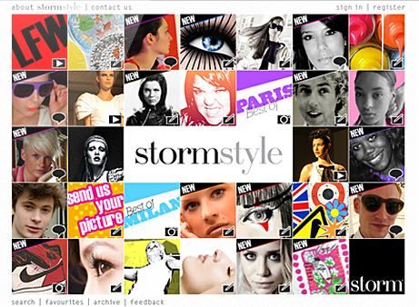Rob Soar Storm Model Management