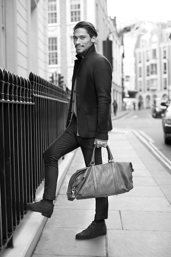Rob Soar Street Style