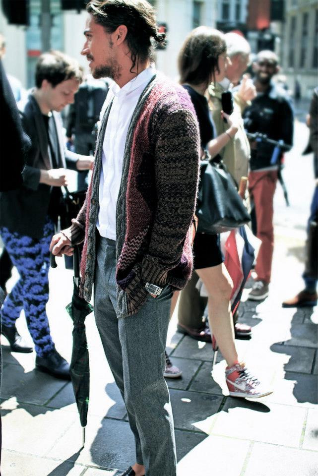 Street Style Rob Soar